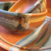 Sunset Canyon Pottery featured at Mackerel Sky Gallery of Contemporary Craft