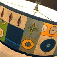 Lamps featured by Mackerel Sky Gallery of Contemporary Craft