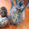 Peter Karner Ceramics featured at Mackerel Sky Gallery of Contemporary Craft