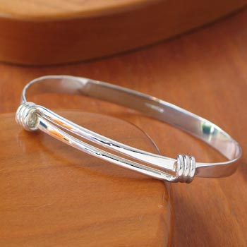Bracelet By Jeweler Ed Levin Jewelry Featured At Mackerel Sky Gallery Of Contemporary Craft